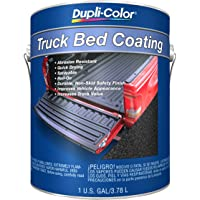 Dupli-Color CTRG250A0 Truck Bed Coating, Black, 1 gallon, 1 (Non-Carb Compliant) ( package may vary )