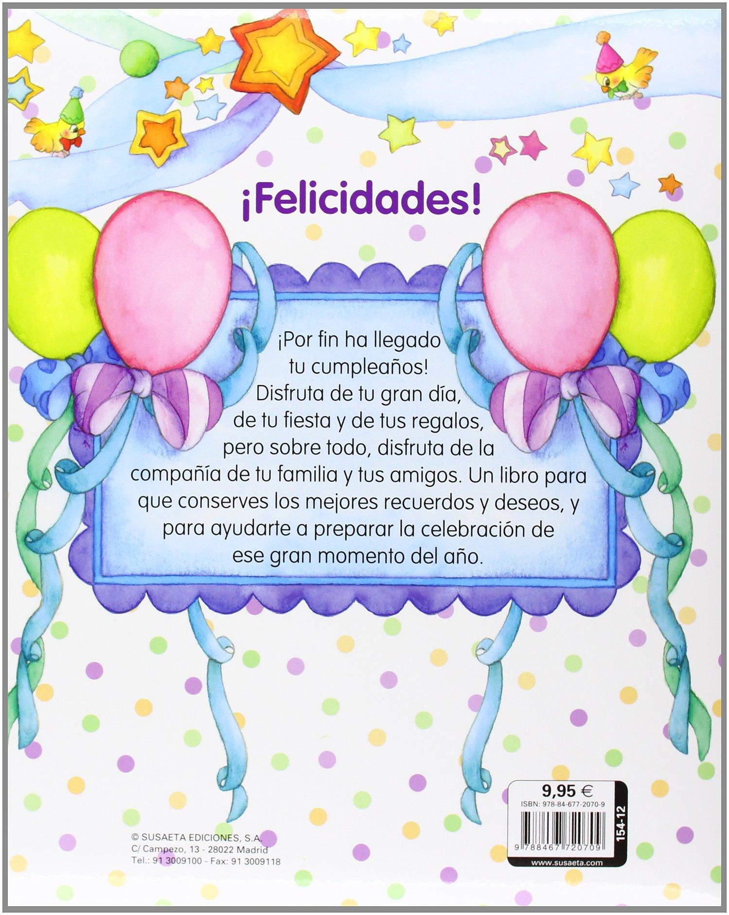 Mi cumpleaños: 9788467720709: Amazon.com: Books