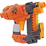 NERF Nailbiter Blaster - Zombie Strike Survival System + 8 Elite Darts & Dart Clip - Kids Outdoor Toys & Games - Ages 8+