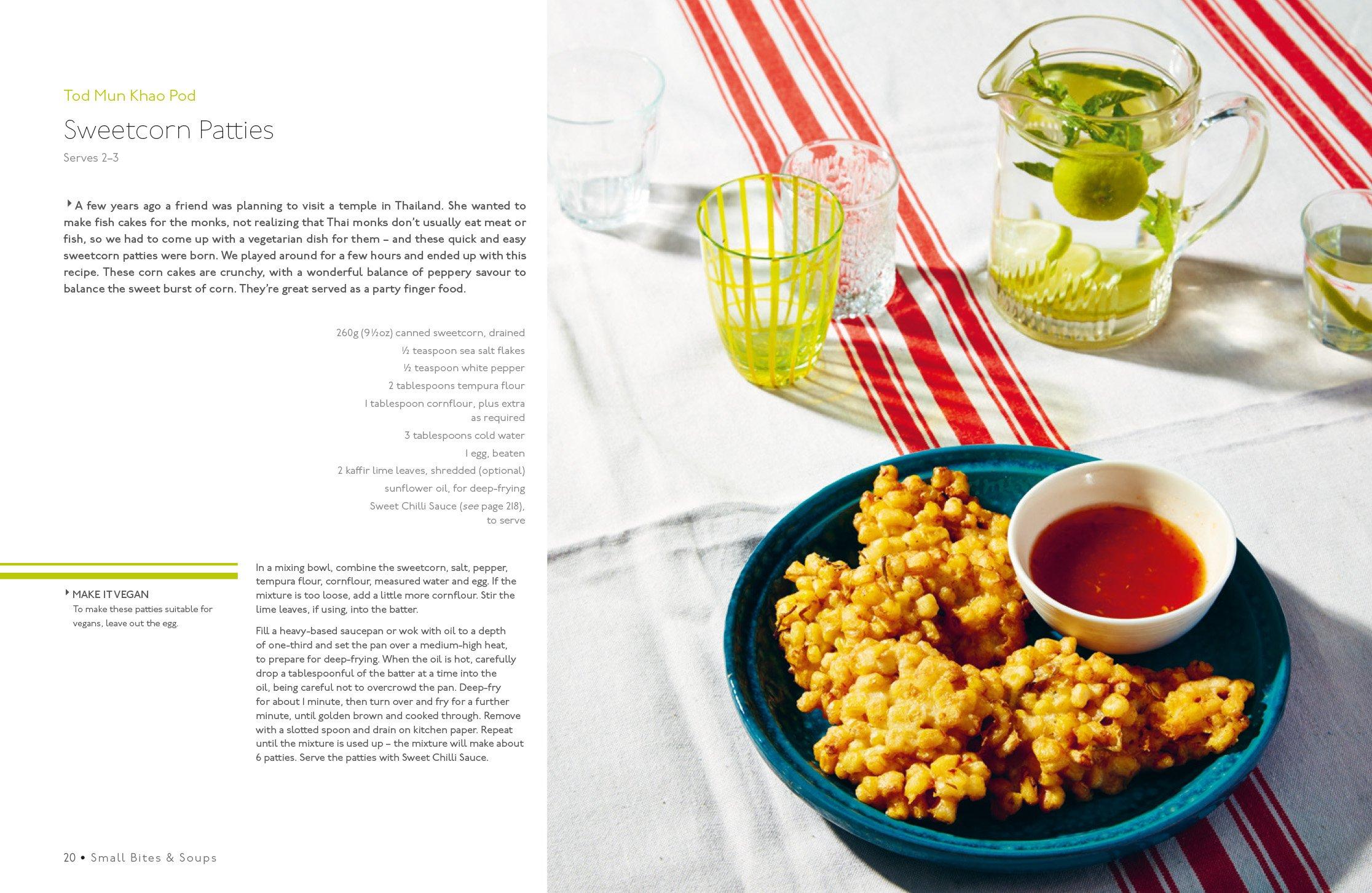 Rosa\'s Thai Café: The Vegetarian Cookbook: Saiphin Moore ...
