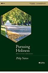 Pursuing Holiness - Leader Kit: Applications from James Paperback