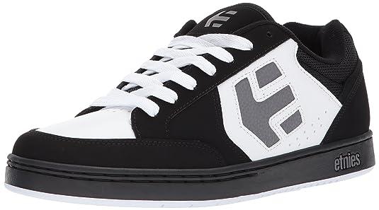 Swivel, Chaussures de Skateboard Homme, Blanc (Navy/White/Red), 38 EUEtnies