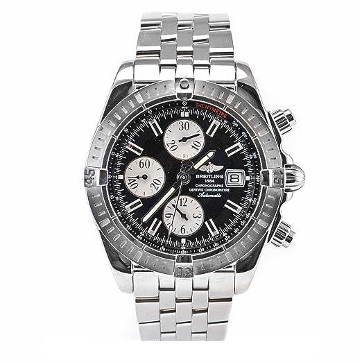 Breitling Chronomat automatic-self-wind Mens Reloj a13356 (Certificado) de segunda mano: Breitling: Amazon.es: Relojes