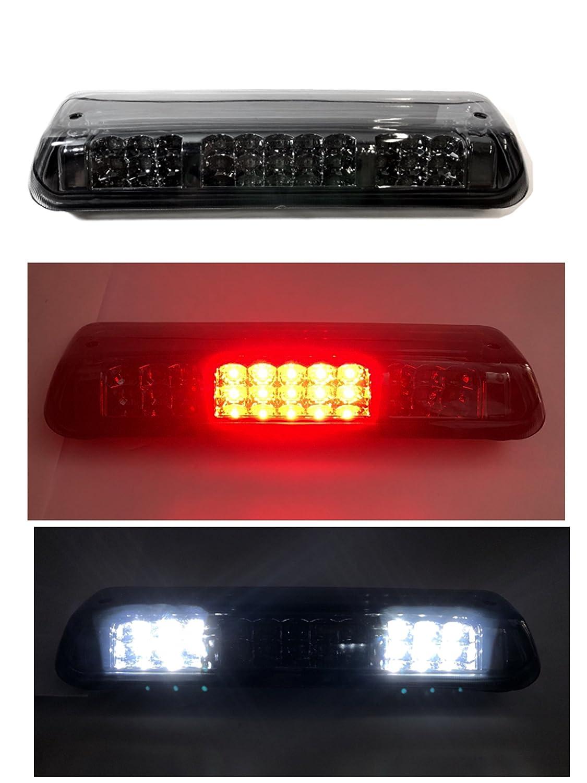 JX ACCESSORIES Ford F-150 2004-2008 LED Third Smoke Brake Tail Light Lamp Lens