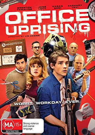 office uprising movie review