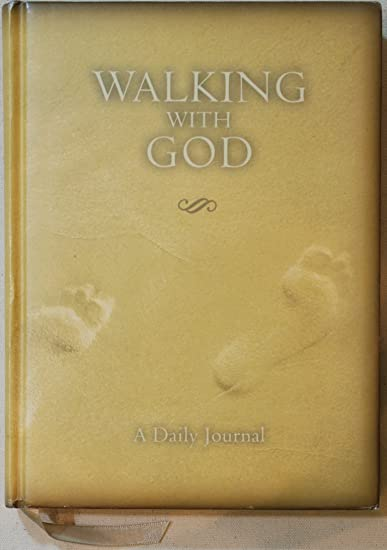 Amazoncom Walking With God Journal Quotes From Best Selling