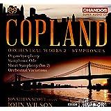 Copland:Orchestral Works 2 [Jonathan Scott; BBC Philharmonic,John Wilson] [CHANDOS: CHSA 5171]