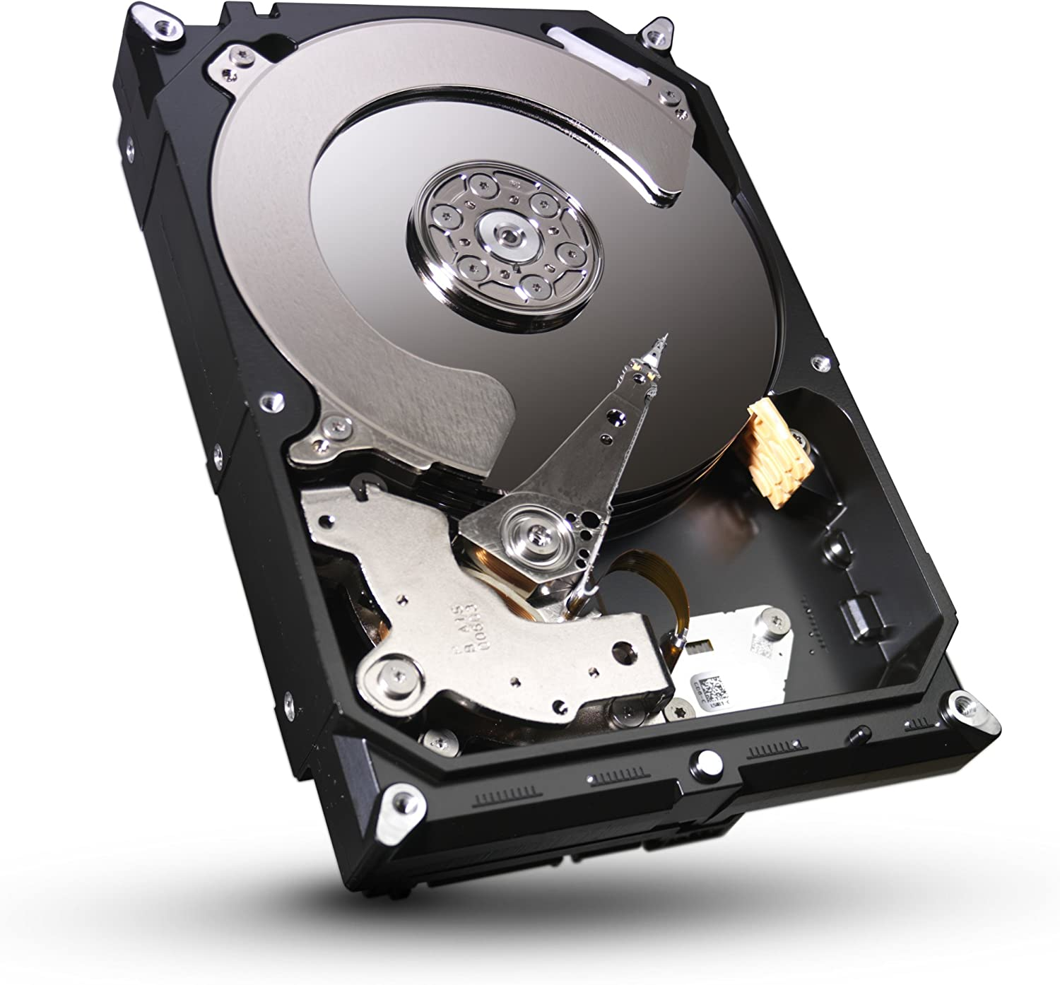 Seagate 1TB Desktop HDD SATA 6Gb/s 64MB Cache 3.5-Inch Internal Drive Retail Kit (ST310005N1A1AS)