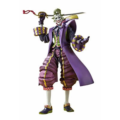"Tamashii Nations - Ninja Batman: The Joker S.H.Figuarts Figure, 8"": Toys & Games [5Bkhe0704154]"