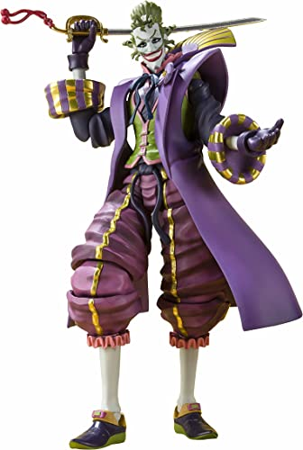 Tamashii Nations - Ninja Batman: The Joker SHFiguarts Figure, 8