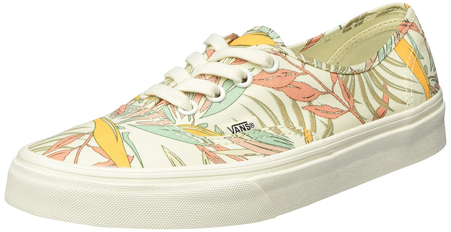 Vans U Authentic - Zapatillas Unisex 35 EU|Varios Colores (California Floral)