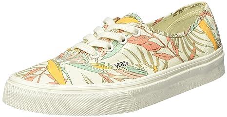 Vans Authentic (California Floral) Marshmallow | Footshop
