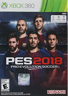 Fifa 18 Legacy Edition Xbox 360 Amazon Com Mx Videojuegos