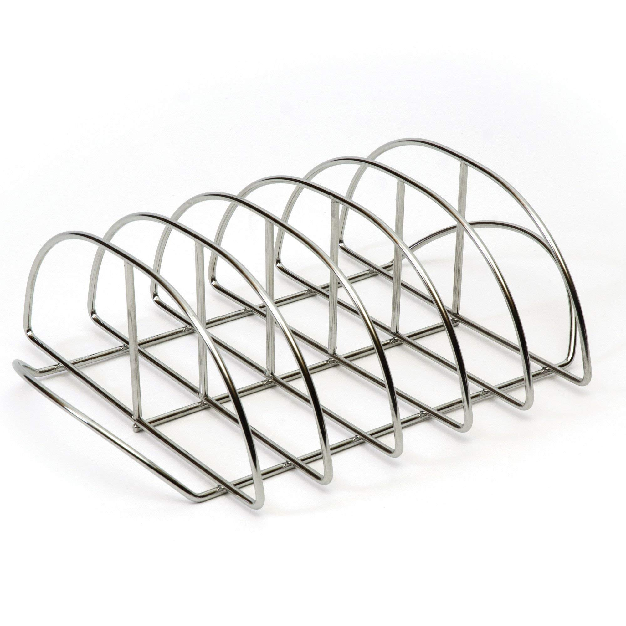 Kamado Joe KJ-RR Rib Rack, Stainless Steel by Kamado Joe