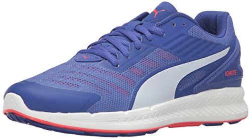 db0915cb3ad PUMA Women s Ignite V2 WN s Running Shoe Royal Blue Red Blast ...