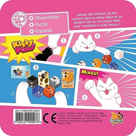 Asmodee – Kitty Paw, pjbo11fr, no precisa: Amazon.es: Juguetes y juegos