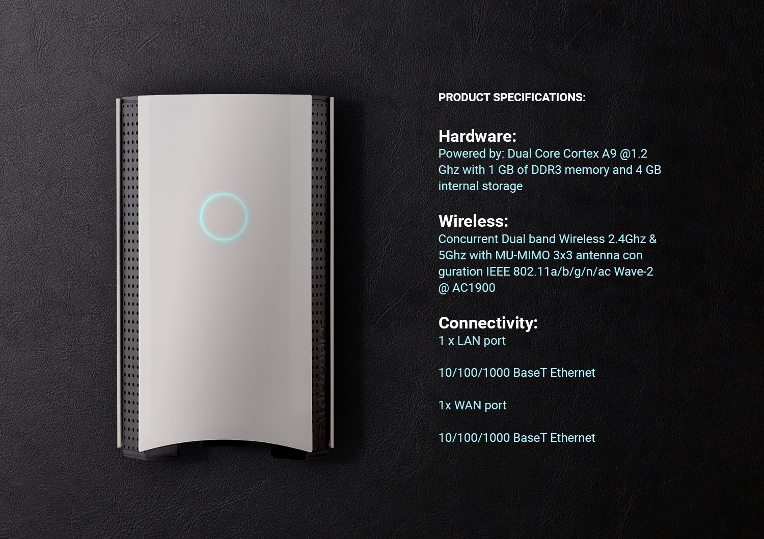 Bitdefender BOX 2 (Latest Version) - Complete Home Network Protection for Your WiFi, Computers, Mobile/Smart Devices and More, Including Alexa and Google Assistant Integration - Plugs Into Your Router 8 Plugs into your (Non-Mesh/Non Google WiFi) router and protects an unlimited number of Wi-Fi and internet connected devices Includes free unlimited BOX support and product setup (a $39.99 value). Before buying, please make sure that your Router can be configured to AP (access point) mode or Bridge mode otherwise BOX 2 will not work BOX automatically detects and optimizes for all your devices during the first 48 hour post-install window. Once complete, experience a protected network with speeds up to 1 Gbps thanks to the 1.2 GHz Dual Core processor and dual 1 Gbps ethernet ports