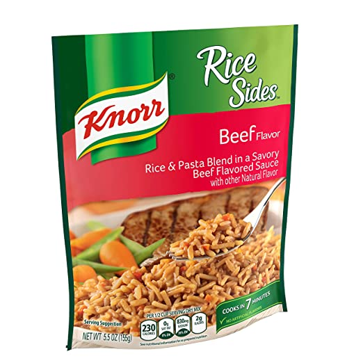 Lados de arroz Knorr: Amazon.com: Grocery & Gourmet Food