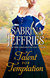 A Talent for Temptation (The Sinful Suitors)