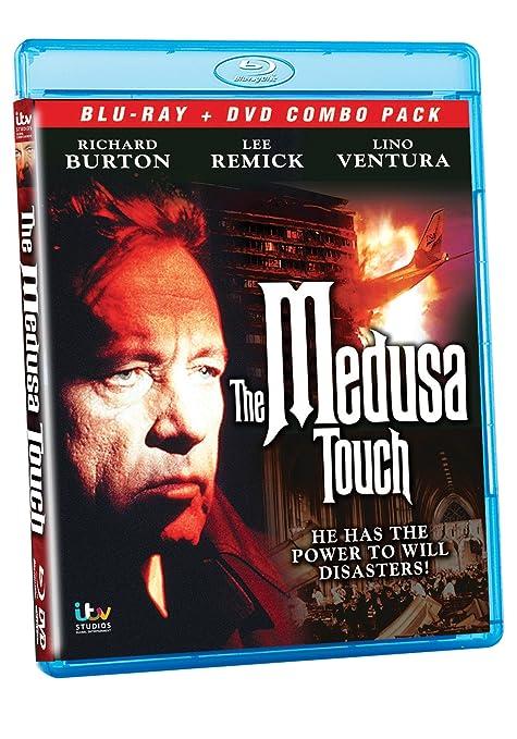 Medusa Touch 2 Blu-Ray Edizione: Stati Uniti Reino Unido Blu-ray: Amazon.es: Richard Burton, Lino Ventura, Lee Remick, Harry Andrews, Marie-Christine Barrault, Ian Marter, Denise Alexander, Alan Badel, Michael Hordern, Gordon Jackson, Derek