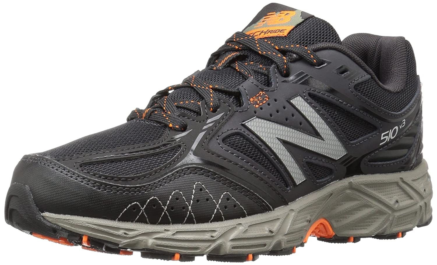 best selection of 2019 official store well known New Balance Mens 510v3 Trail Running Shoe New Balance ...