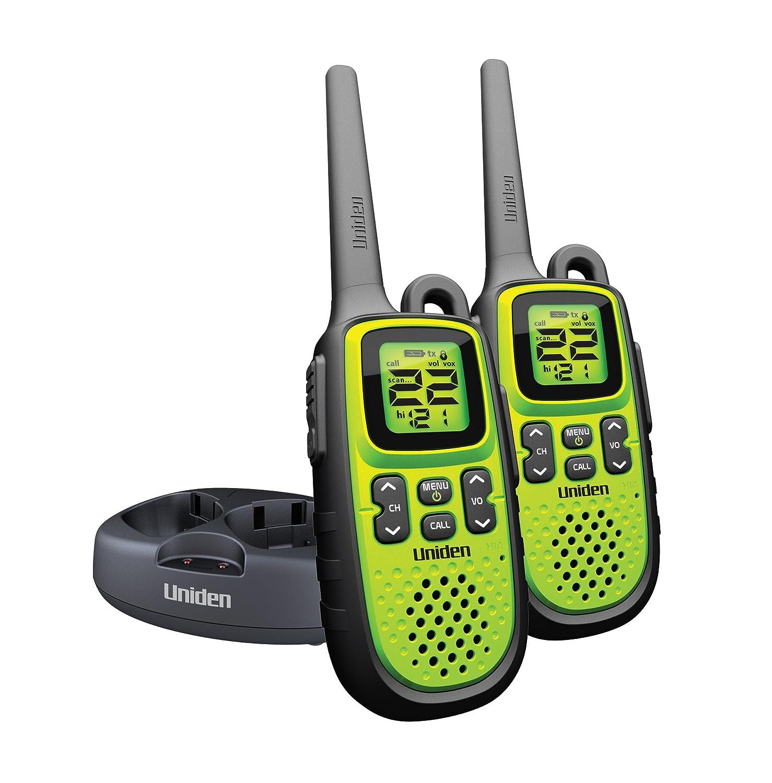 Amazon.com: Uniden Waterproof 2-Way Radios - Green (GMR-2838-2CK): Cell  Phones & Accessories