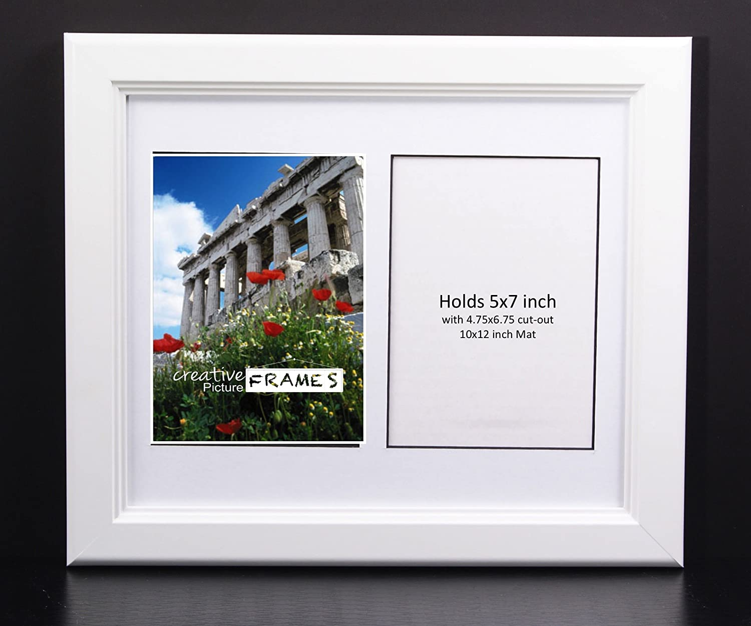 Amazon.com: Creative Picture Frames CreativePF 2 Opening Glass Face ...