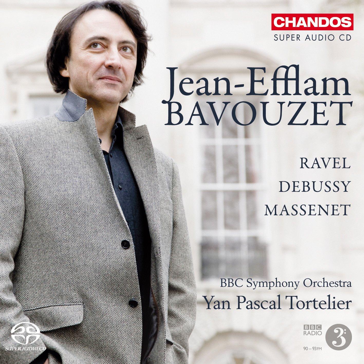 SACD : Jean-Efflam Bavouzet - Plays Works By Ravel Debussy & Massenet (SACD)
