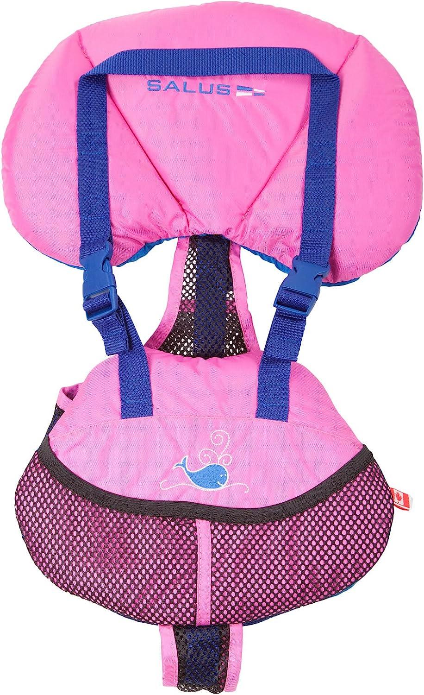 pink life jacket