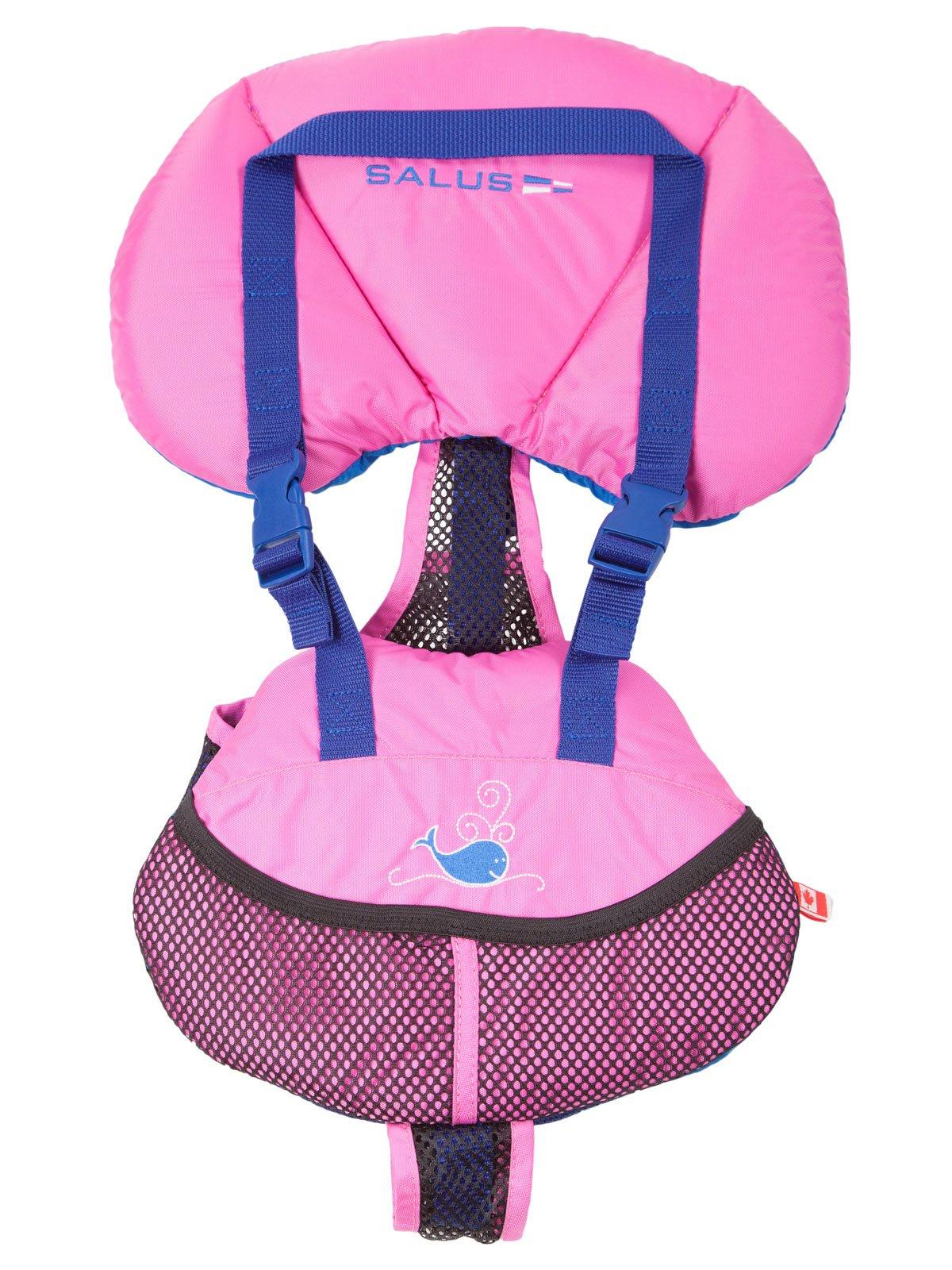 Salus Bijoux Baby Vest - Pink