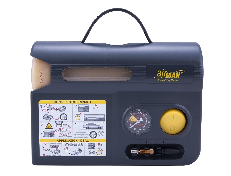 Gonfiaeripara ACK1 Kit Automatico Repara Pinchazos: Amazon.es: Coche y moto