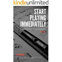 Start Playing Immediately | A Beginners Guide To The Tin Whistle book cover