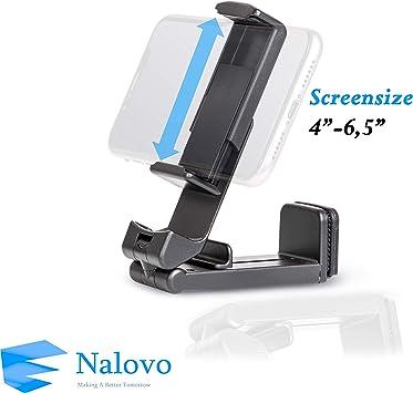Nalovo - Soporte para Smartphone para avión: Amazon.es: Electrónica