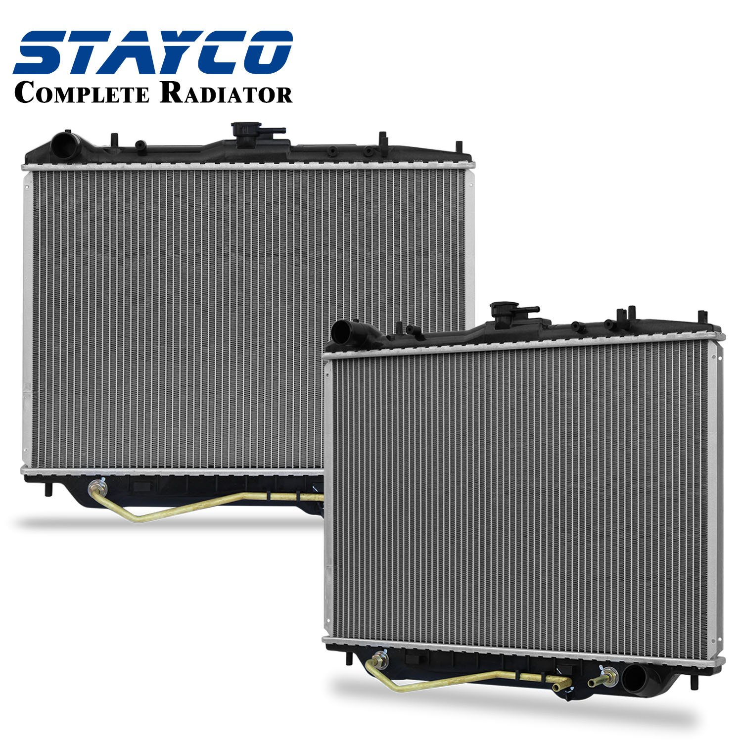 STAYCO Radiator 2195 for Isuzu Rodeo Sport Amigo Honda Passport 3.2L V6 by STAYCO