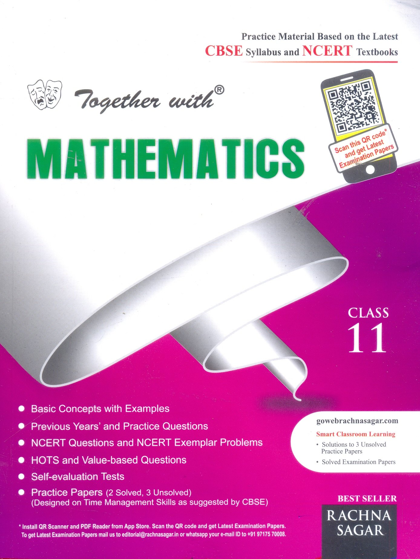 Together With CBSE Practice Material/Sample Papers for Class