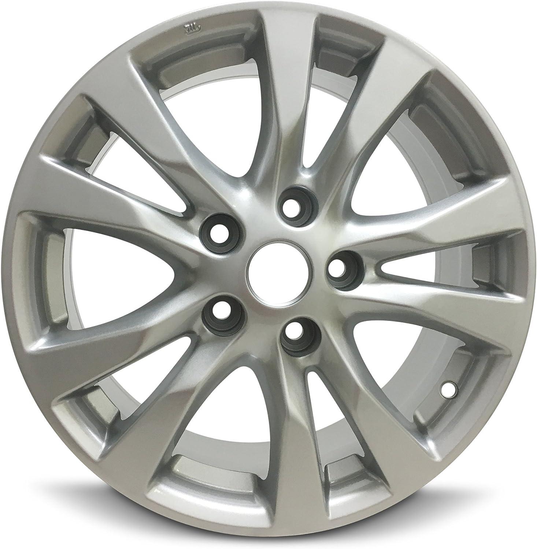 Aluminum Wheel Genuine Nissan Parts 16X7 40300-ZX01A Tires ...