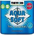 Thetford Aqua Soft papier toaletowy, wielokolorowy, 4 rolki