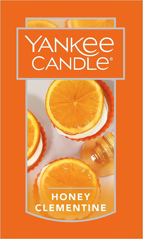 Yankee Candle Medium Perfect Pillar/™ Candle Honey Clementine