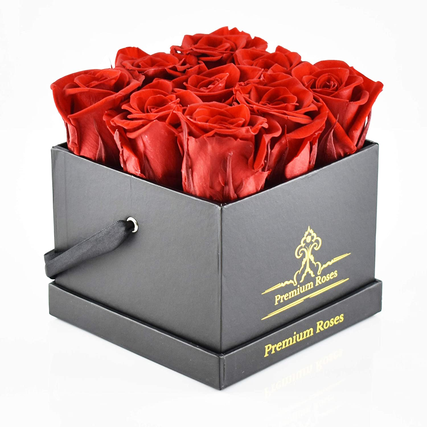 Real roses that last 365 days roses in the box best gift for her real roses that last 365 days roses in the box best gift for her anniversaries birthdays valentines day amazon grocery gourmet food izmirmasajfo