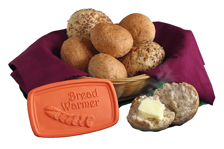 Amazoncom JBK Terra Cotta X Inch Bread Warmer Tile Bread - Diy bun warmer