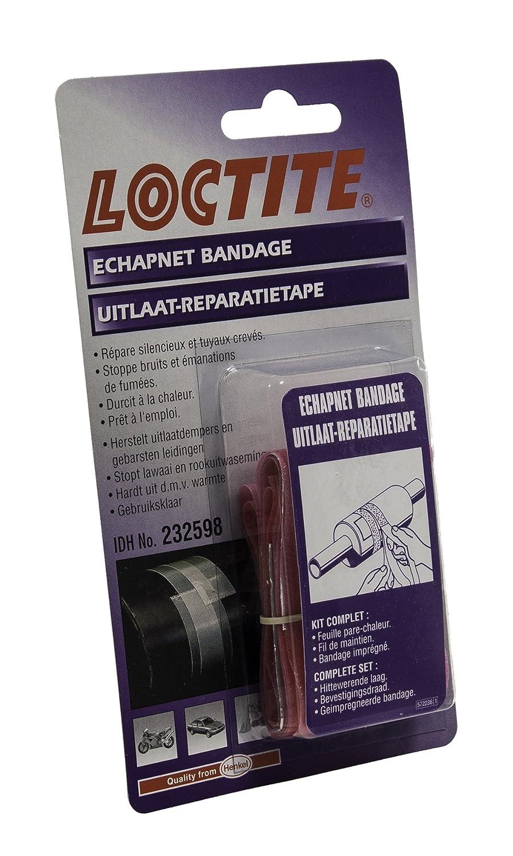 Loctite 026030 - Cinta reparadora para fugas y escapes IMPEX SAS