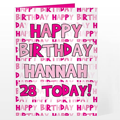 personalised birthday card amazon co uk
