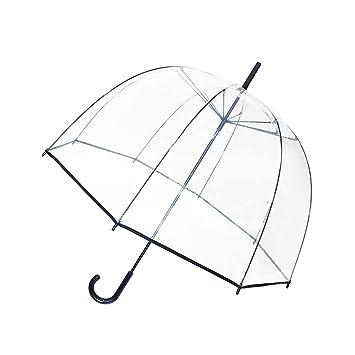 bas prix 42309 e9c91 SMATI Parapluie Transparent Big Cloche