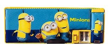 Estuche para lápices de Minions para niños, con múltiples ...