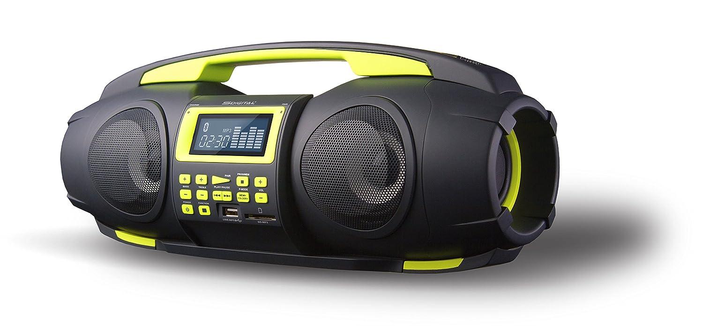 Radio//Radio-r/éveil MP3 Port USB GB-3601 SDIGITAL Fatboy