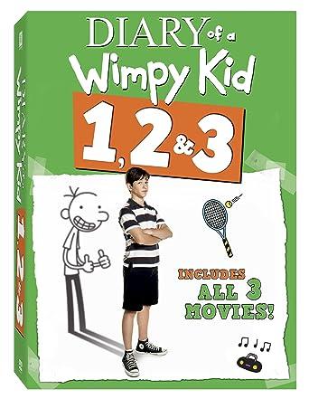 Amazon diary of a wimpy kid 3 pack diary of a wimpy kid diary of a wimpy kid 3 pack diary of a wimpy kid rodrick rules solutioingenieria Choice Image