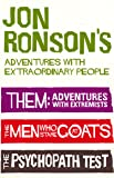 Jon Ronson's Adventures With Extraordinary People (English Edition)