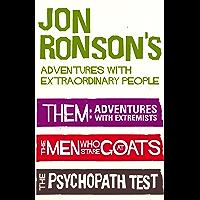 Jon Ronson's Adventures With Extraordinary People (English Edition)