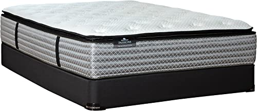 Kingsdown Passions Imagination Pillow Top Mattress and 9″ Box Spring