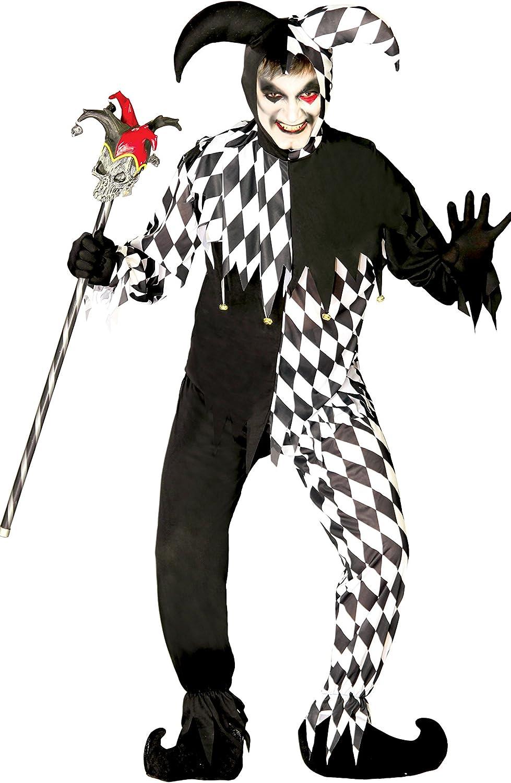 Guirca- Disfraz adulto black joker, Talla 52-54 (80688.0): Amazon ...